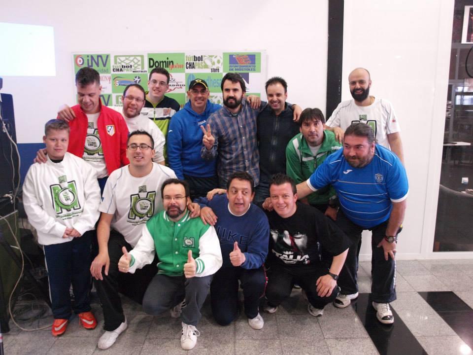 Participantes en las carreras de Fórmula-Chapas y Ciclo-Chapas